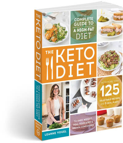 Paperback guide to the ketogenic diet