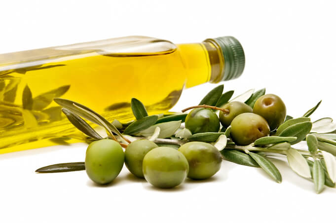 Olive oil is good fats