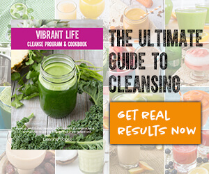 Meal Plan and Cookbook for cleansing