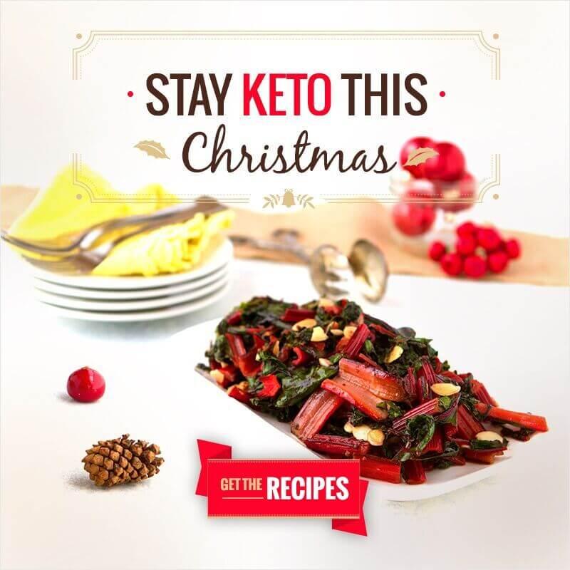 ketogenic recipes for the holiday season
