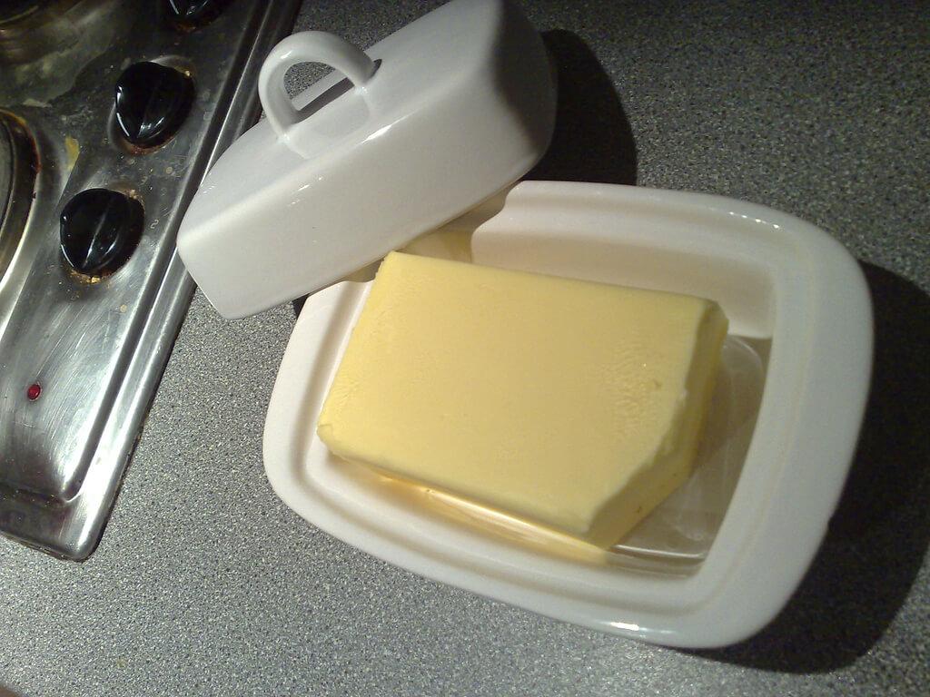 animal fats - butter
