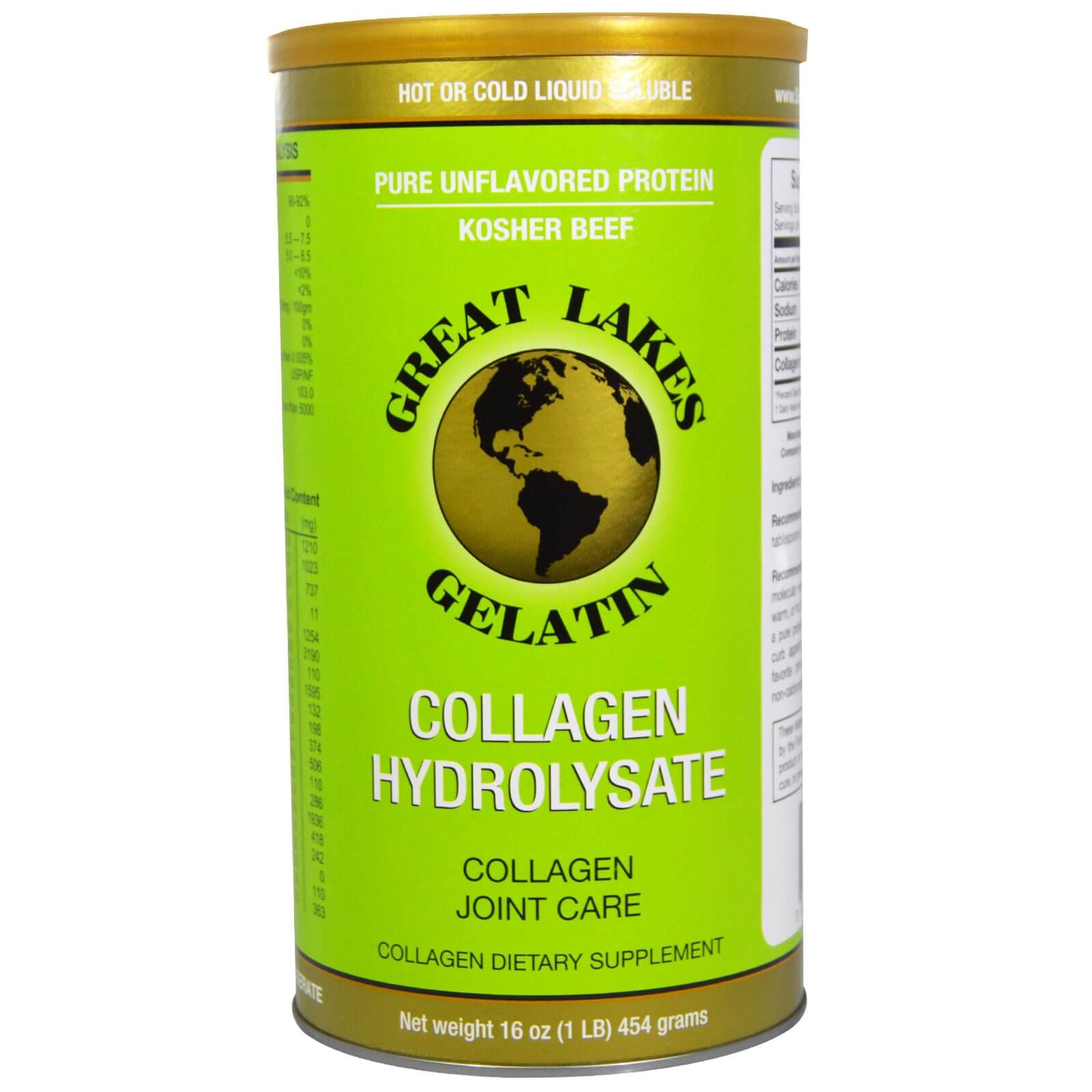 how to use great lakes collagen