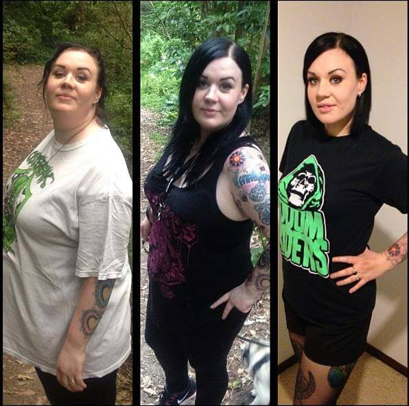 Keto Diet Results - Before and After Success Stories