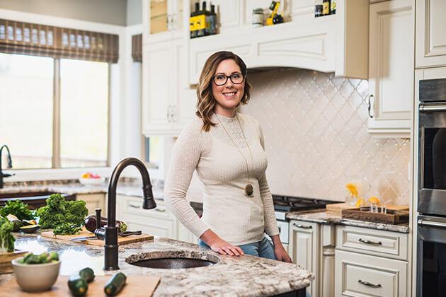 leanne vogel - creator of the keto meal plans for women